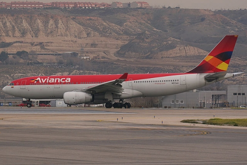 Avianca A330  Picture: curimedia/commons.wikimedia.org. Original source Flickr asAirbus A330-243 Avi