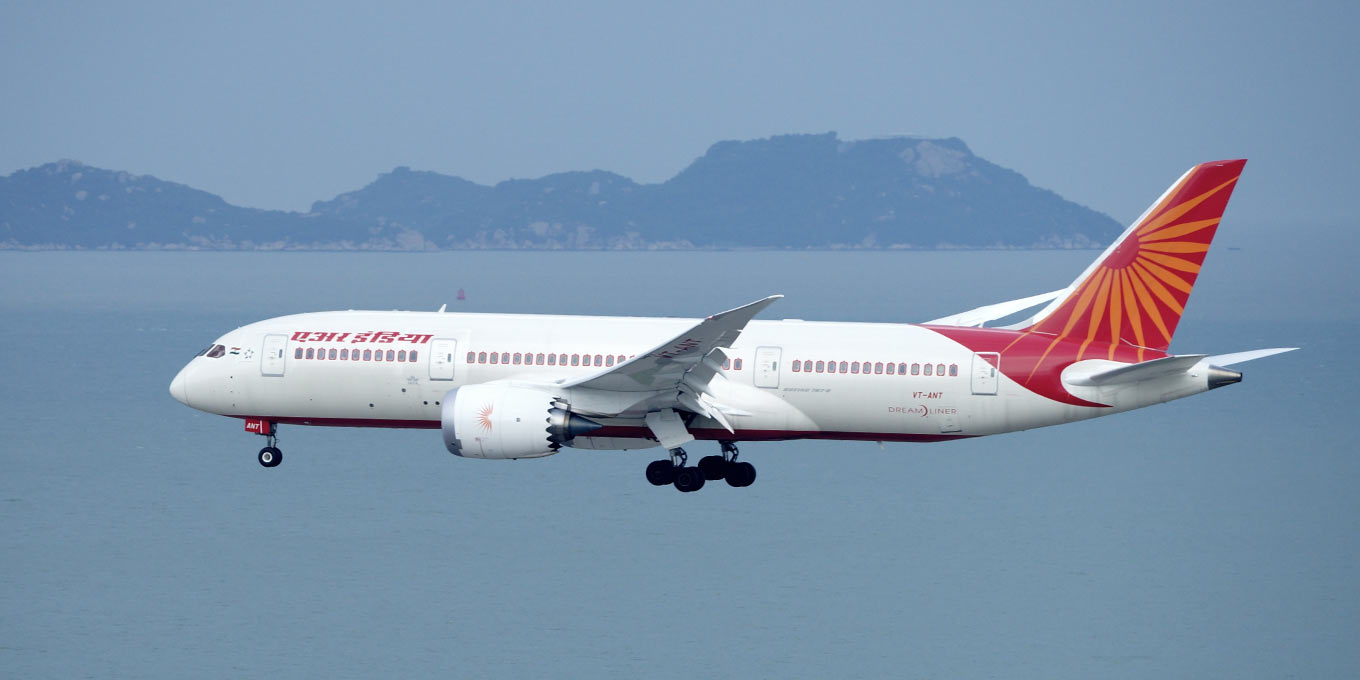 Government invites global bid for Air India disinvestment