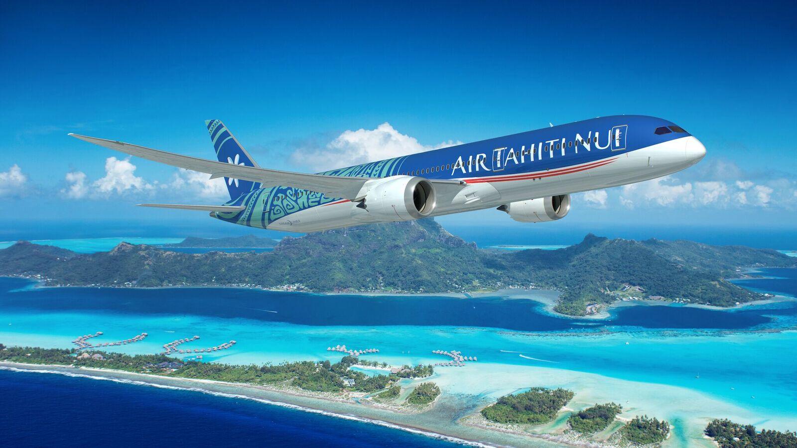 Livery Air tahiti Nui 787