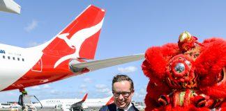 Qantas Beijing