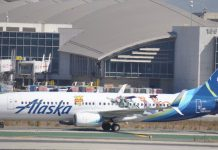 Alaska Airbus Boeing
