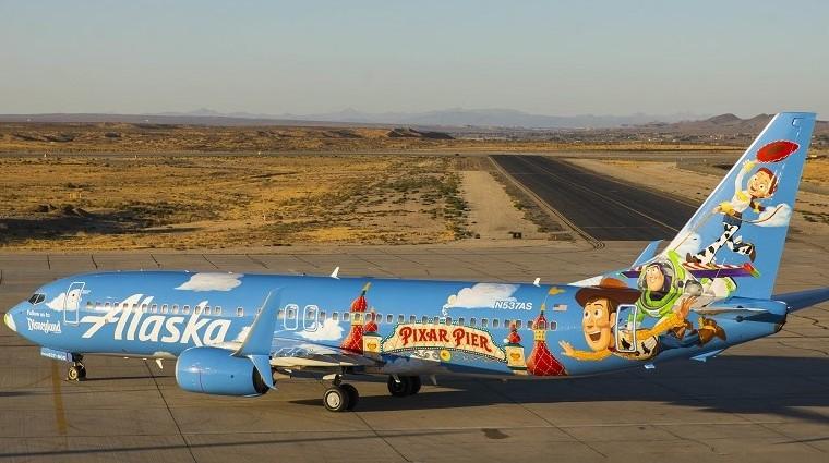 Alaska Pixar Toy Story