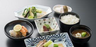 ANA meals pre-order