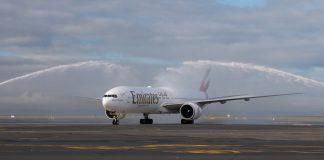 Emirates Dubai Bali Auckland
