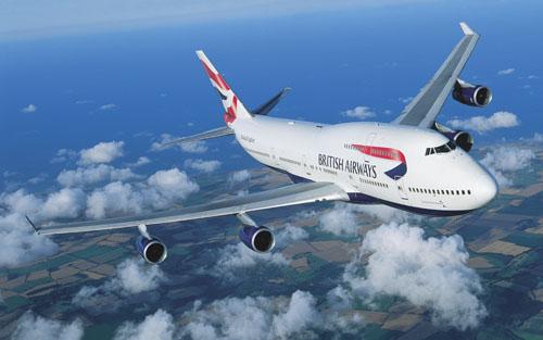 British Airways 747-400 Picture: British Airways