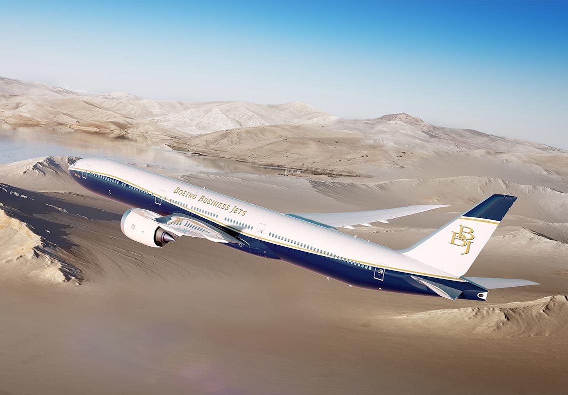 Boeing BBJ-777X