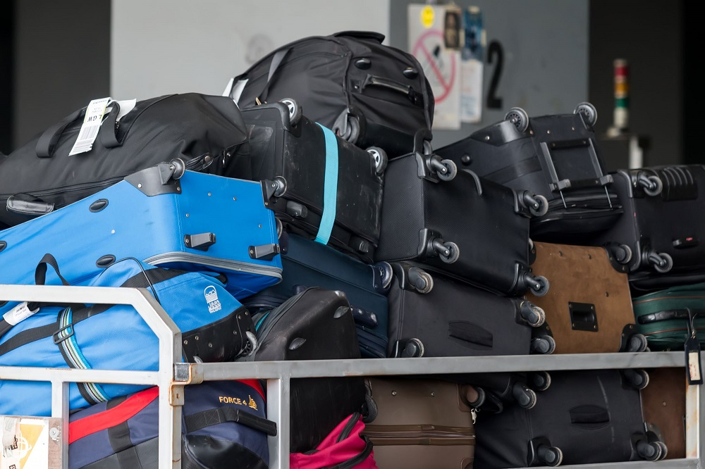 Mishandled baggage SITA