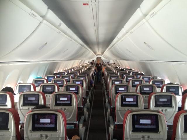 Batik air economy class