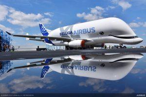 BelugaXL Airbus