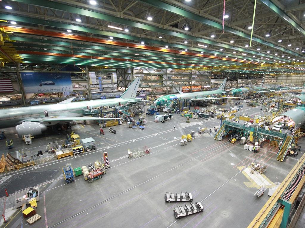 Boeing's 777s