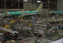 Boeing 737 MAX production cut