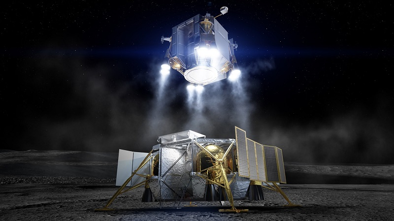 Boeing Proposes 'Fewest Steps to the Moon' for NASA's Human Lander