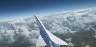 airports supersonic FAA