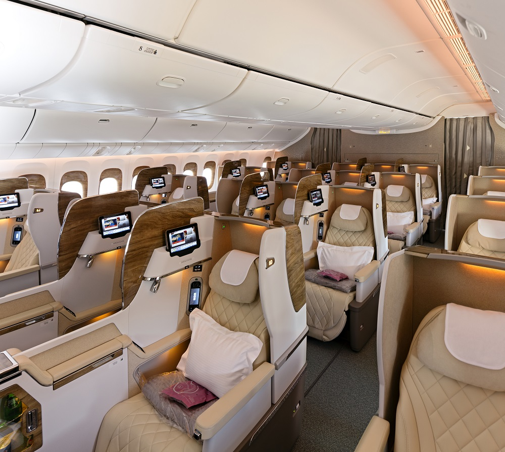 Africa Business Class: Emirates Optimistic On Growth As It Adds Second Daily