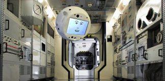 CIMON flying brain astronauts