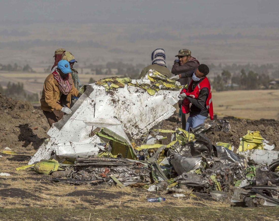 Boeing Ethiopian 737 MAX