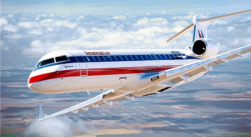 American Eagle CRJ 700  Picture: American Airlines