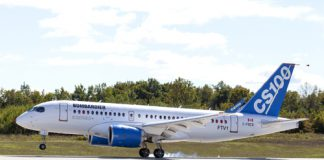 Airbus Bombardier C Series partnership