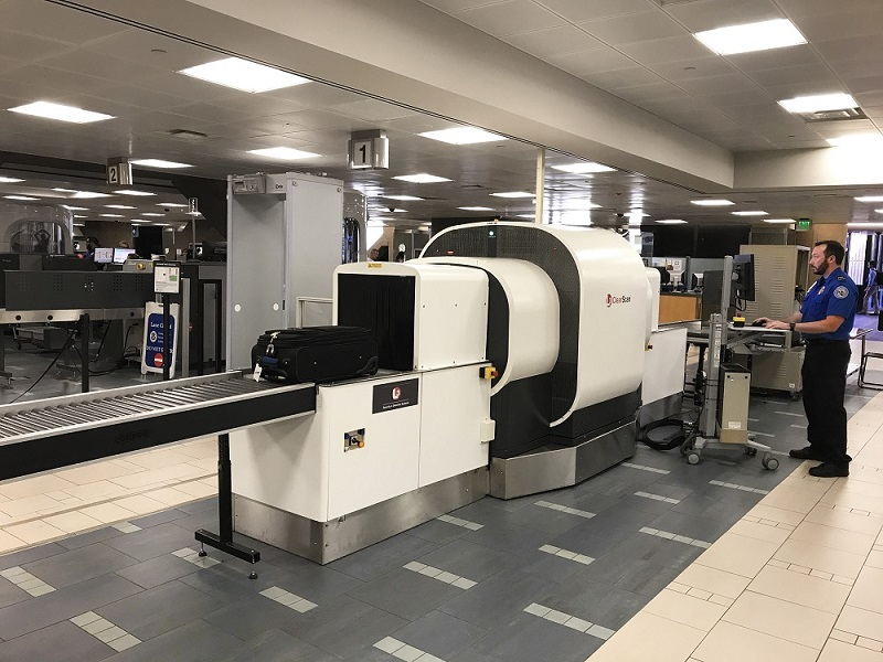 new x ray machines and body scanners in a300m australian security