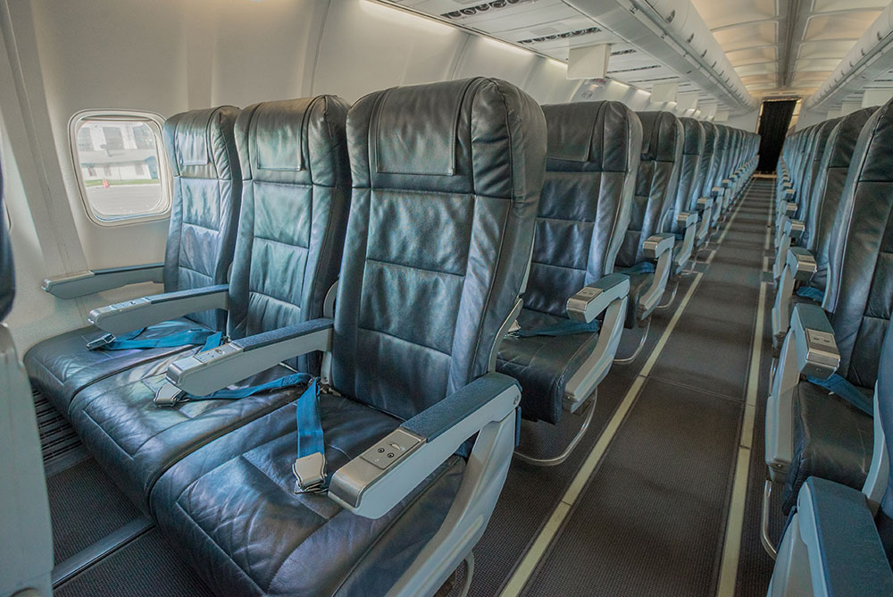 Canadian North seats