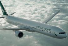cathay profit turnaround