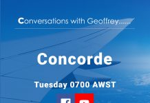 Conversations with Geoffrey - Concorde