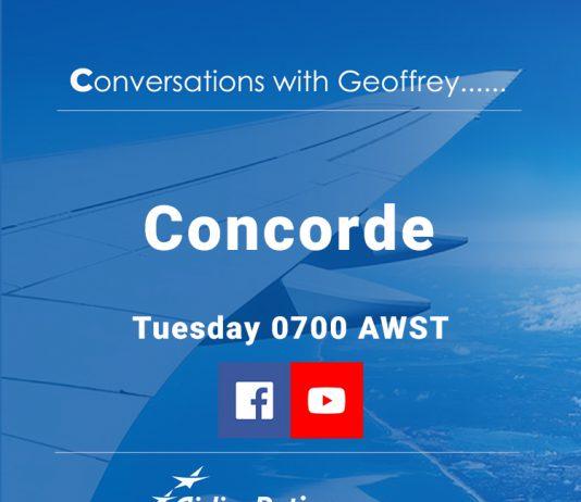 Conversations with Geoffrey - Concorde
