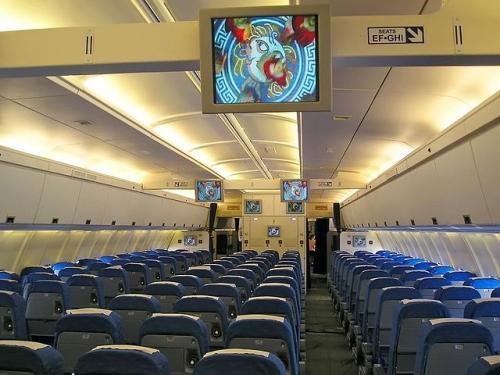 Cubana de Aviacion IL-96 cabin  Picture: DomodedovoSpotters/commons.wikimedia.org