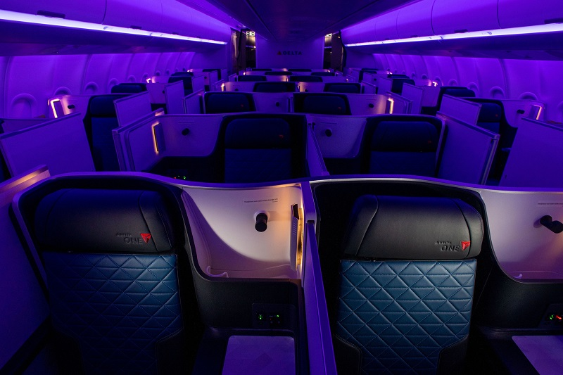 First Delta A330neo enters service with new wi-fi entertainment