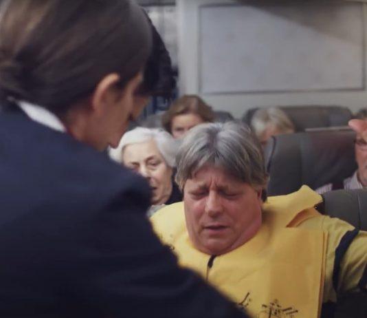 Unruly passenger laws