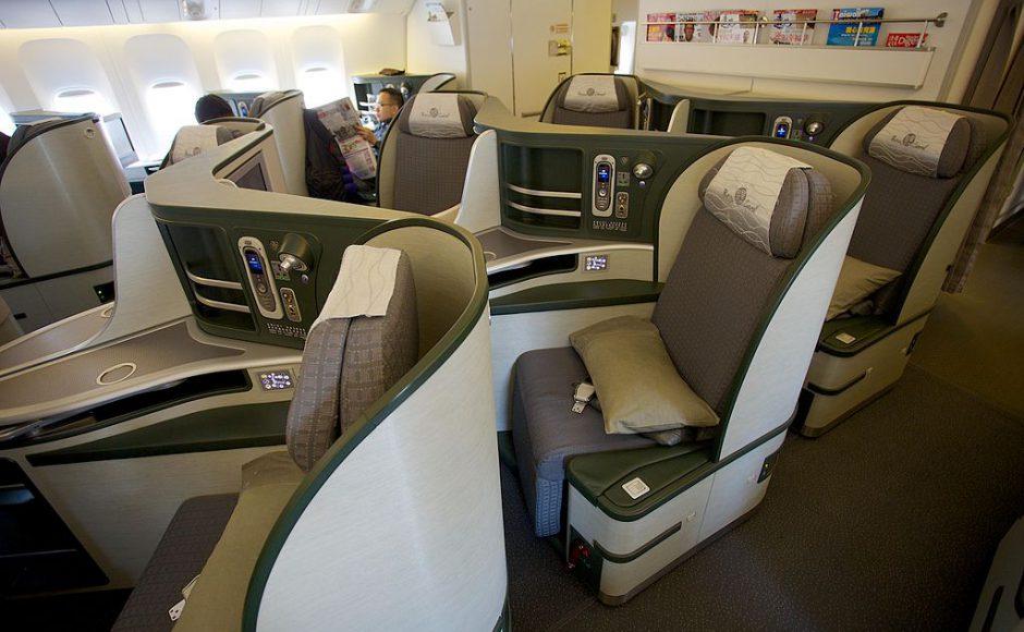 EVA-Air-Business-Class-Cabin