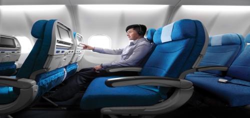 Economy Class  Picture: DragonAir