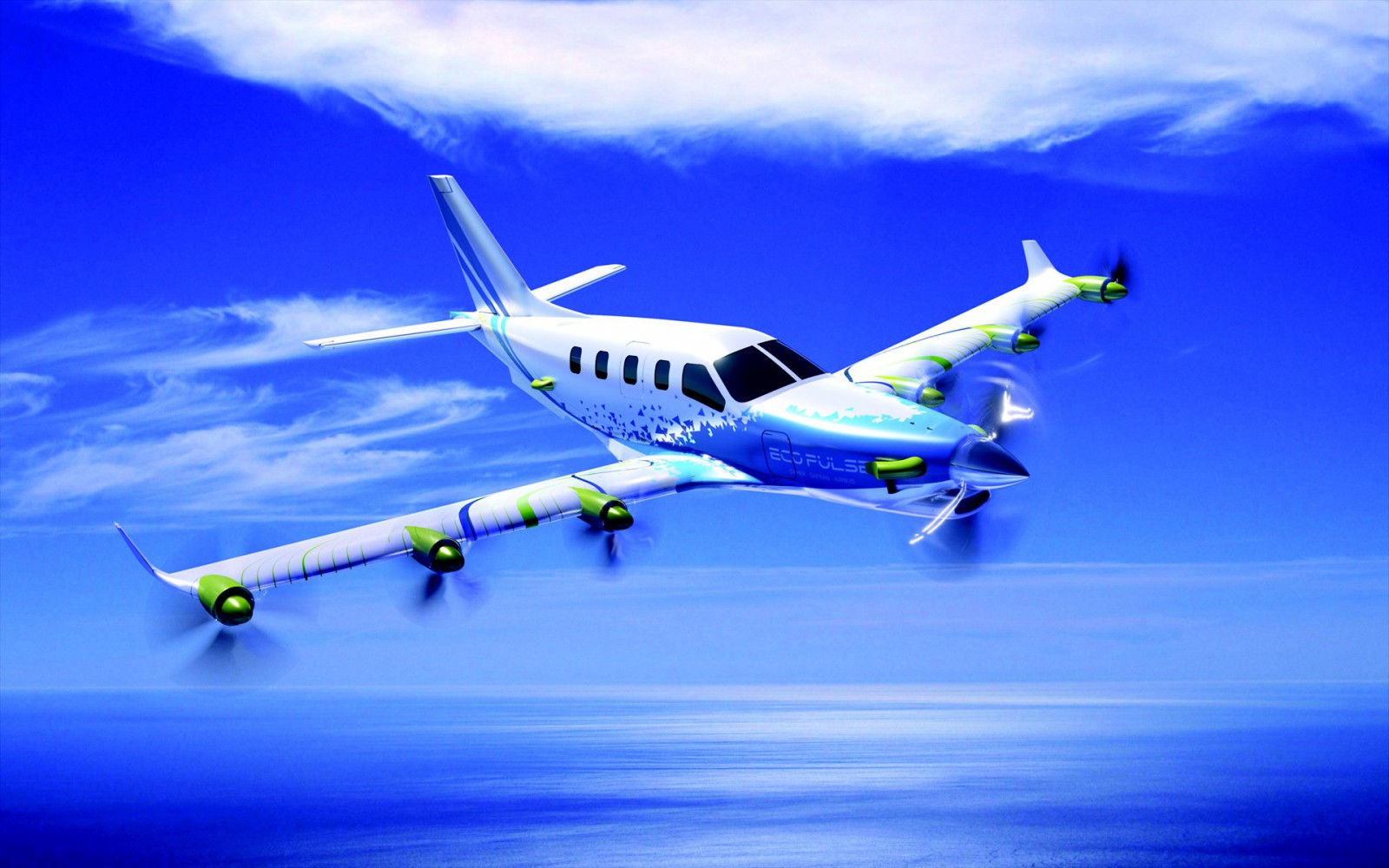 Companies Combine To Build Distributed Propulsion Plane Airline Ratings