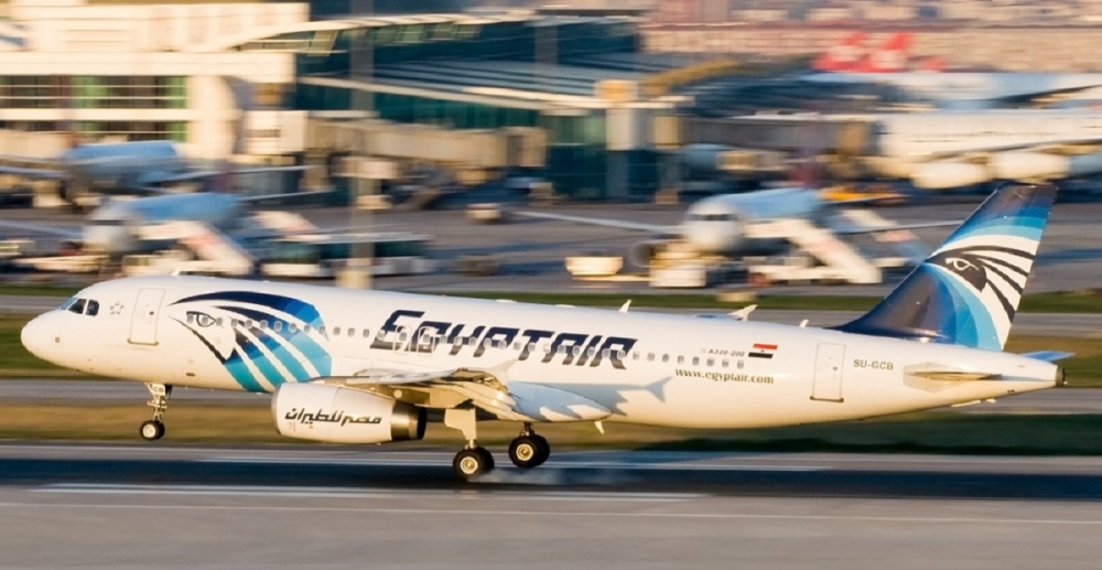 Egyptair cockpit fire 2016 crash