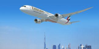 Emirates Boeing 787-10 order
