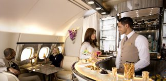 Emirates Wins Long Haul Accolade