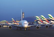 Emirates A380 Airbus production