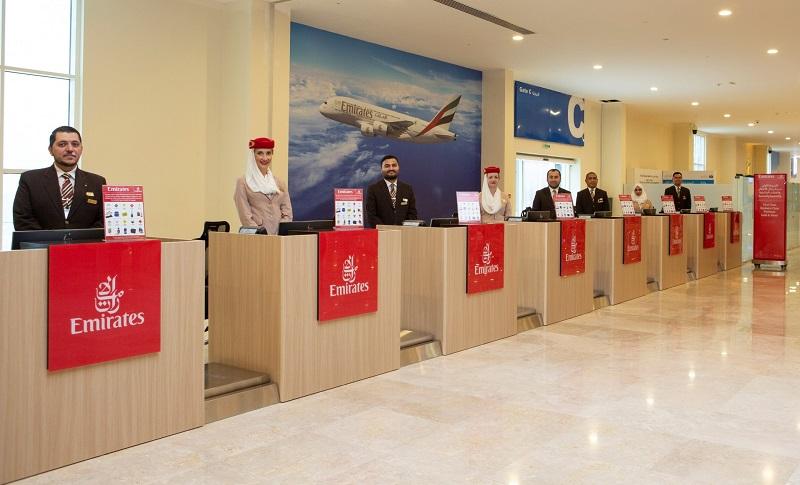 Emirates cruises remote check-in