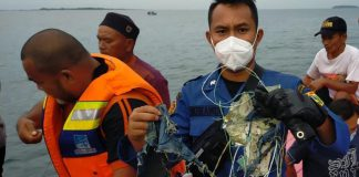 Indonesian 737 crash