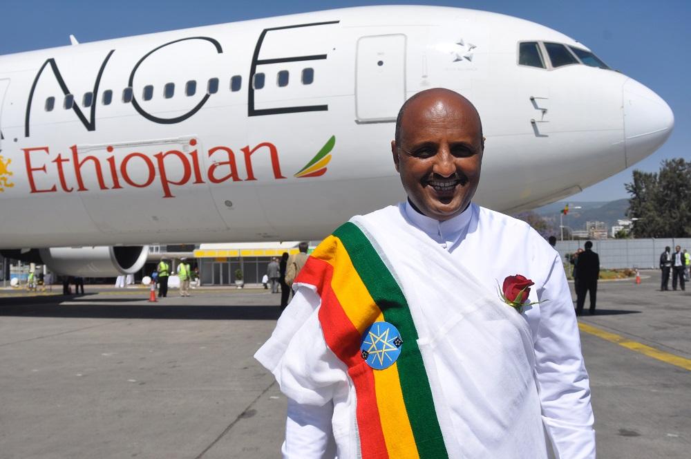 Ethaopian Airlines Africa biggest