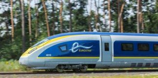 Eurostar london paris airlines