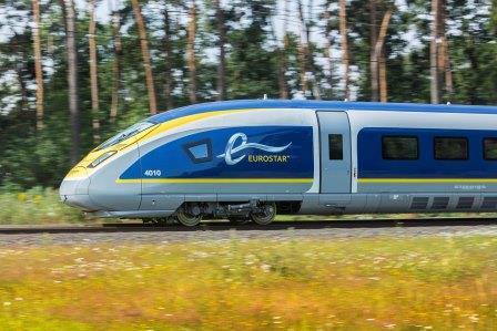Eurostar london paris airlines