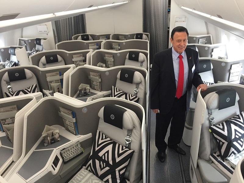 Fiji A350 expansion