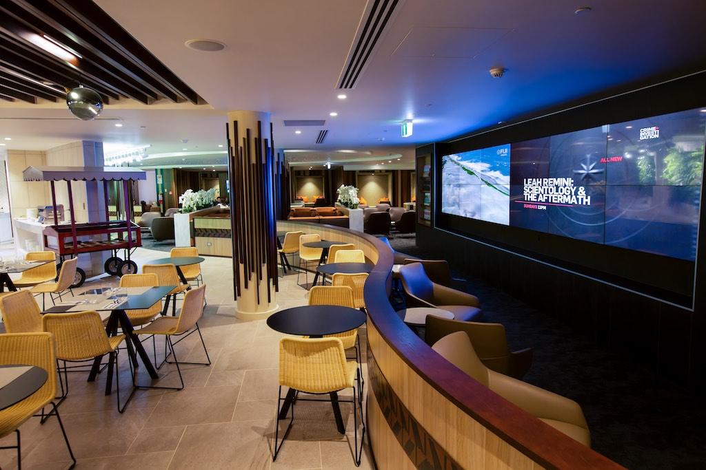 Fiji Premier lounge new