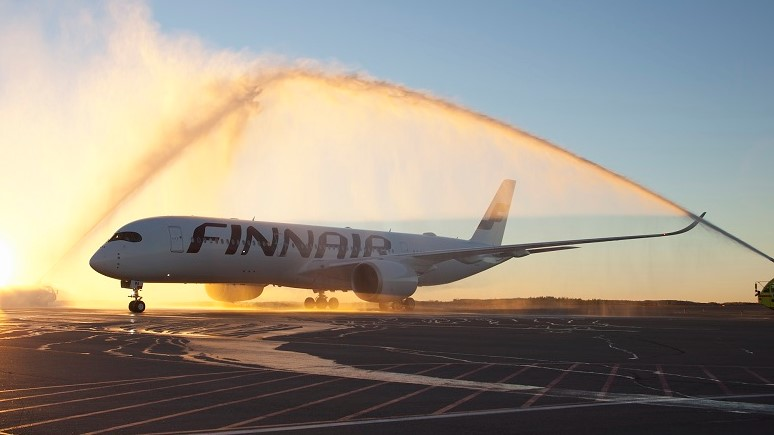 Finnair review shines
