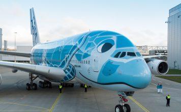 ANA's A380