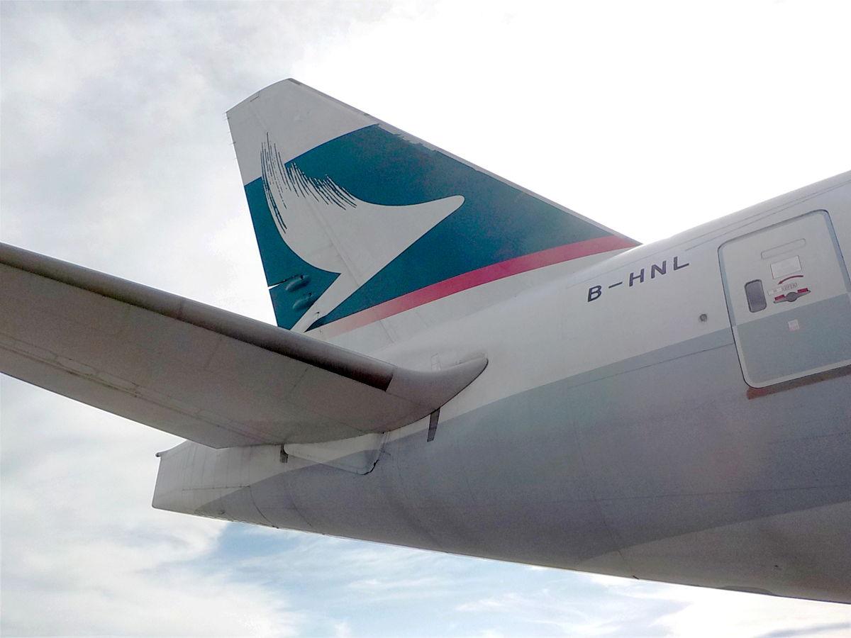 Pima donation world's first Boeing 777