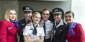 Virgin gender target pilots