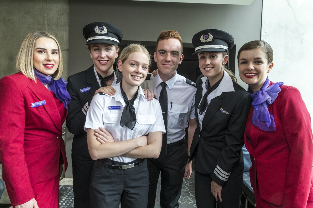 Virgin gender target pilots