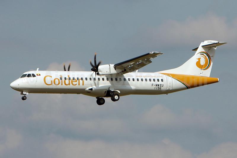 Golden Myanmar ATR -72